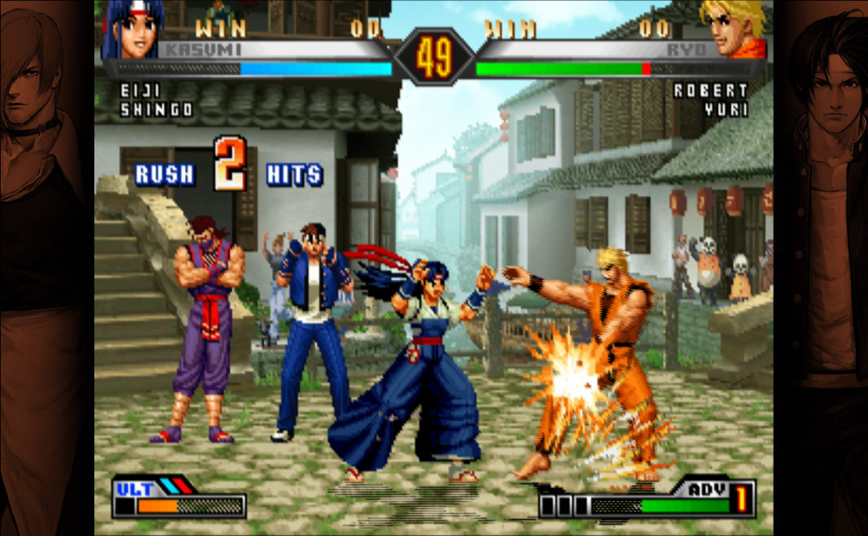 The King of Fighters ´98 [Steam Gift] (Region Free)