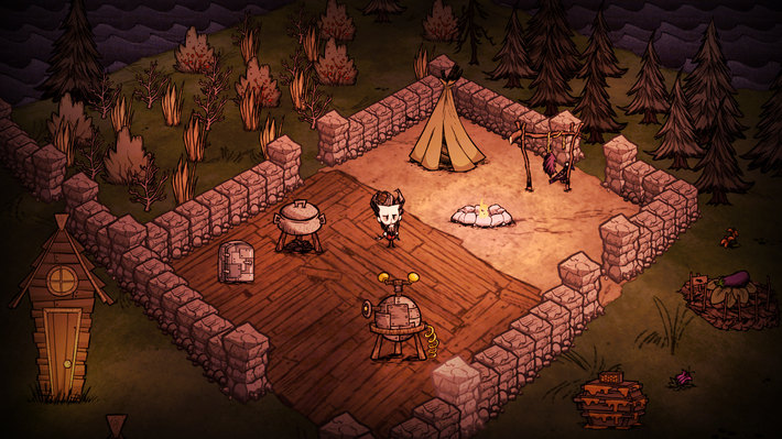 Don´t Starve [GOG.com Key] (Region Free)