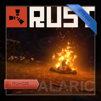 Rust [Steam Gift] (RU)