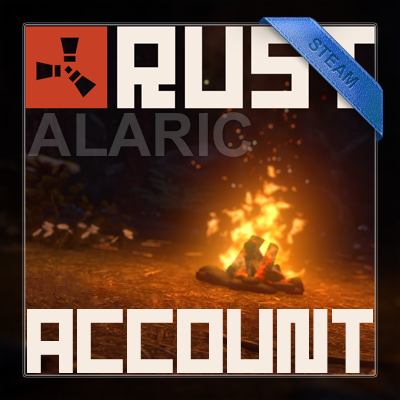 Rust [New Steam Account] (Region Free)