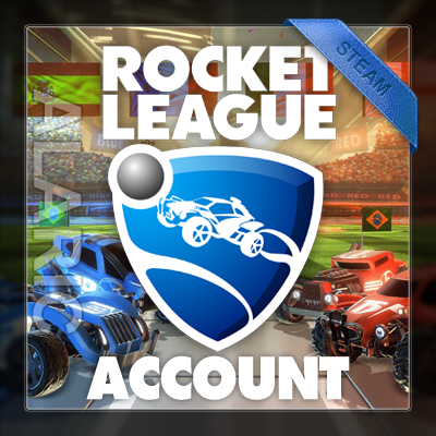 Rocket League [New Steam Account] (Region Free)