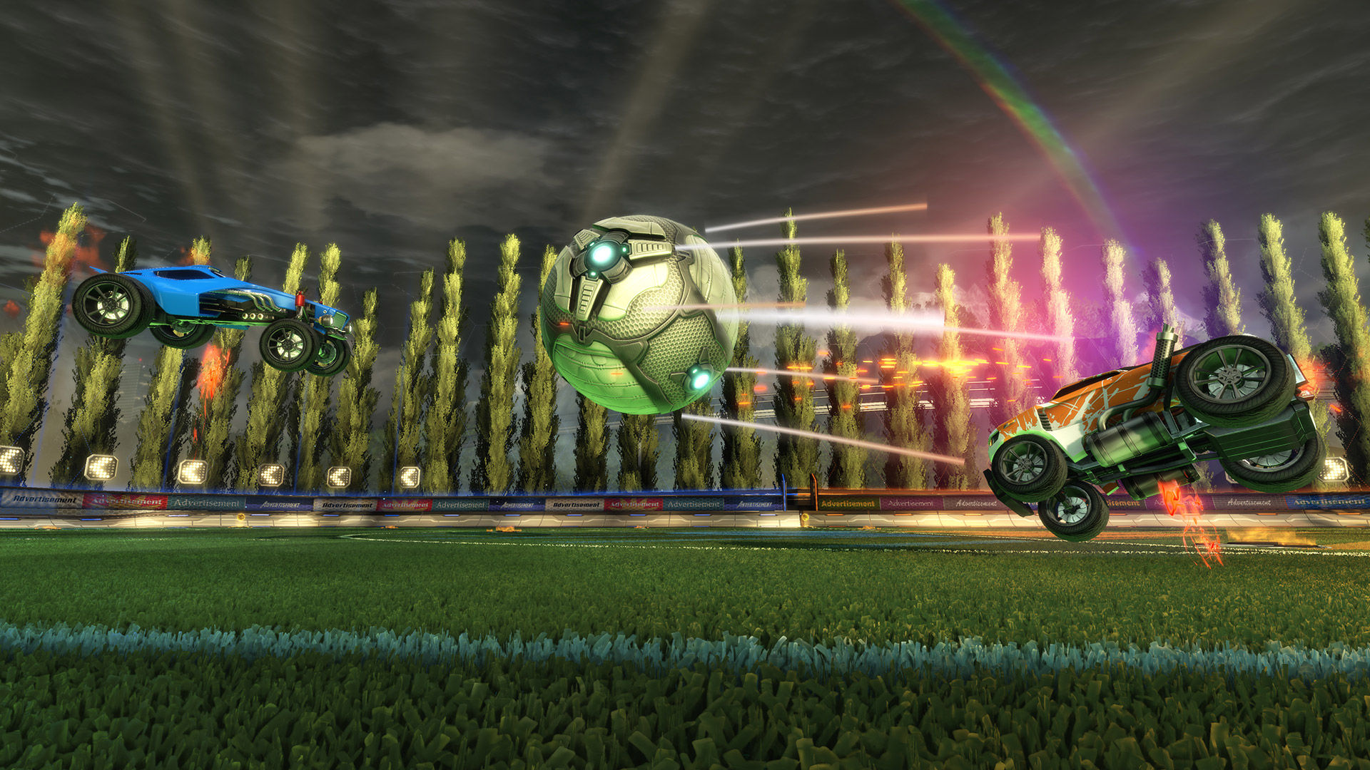 Rust + Rocket League [New Steam Account] (RU+CIS)