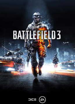 Battlefield 3 Origin Key (only RUS)