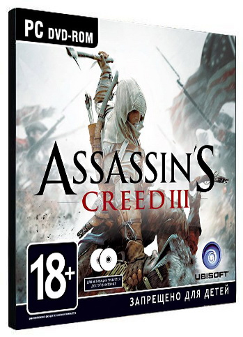 Assassin´s Creed 3 (Uplay key) RUS