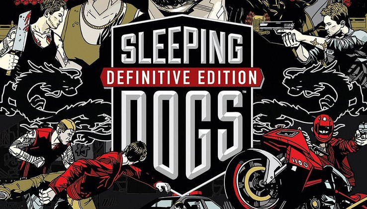 Sleeping Dogs. Definitive Edition (Steam Gift, RU + CIS