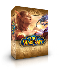 WOW Battle Chest CD-KEY (EURO) + 30 days + PANDARIA