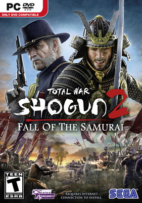 Shogun 2 Закат самураев (Fall of the Samurai)