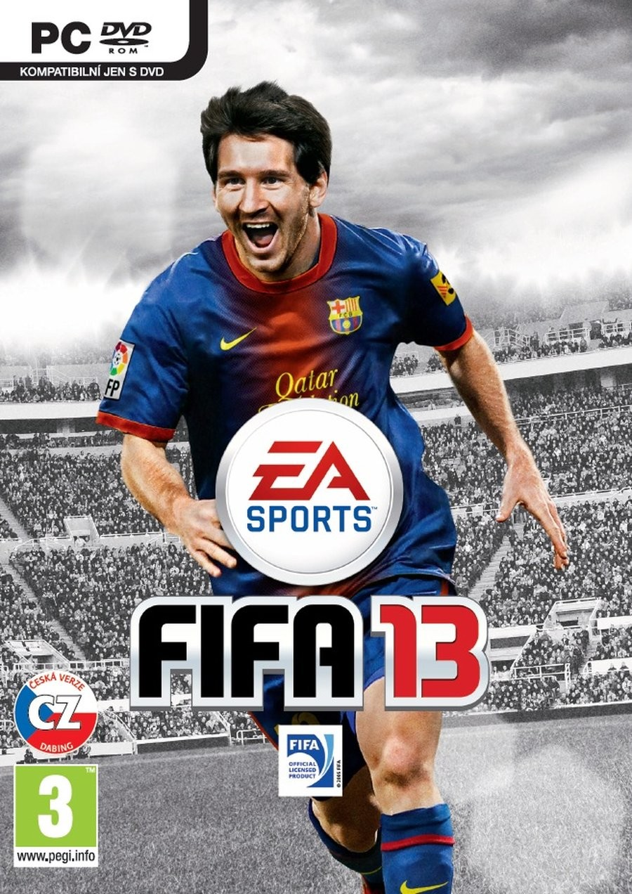 FIFA 13 (RegionFREE/English) - Ключ активации Origin