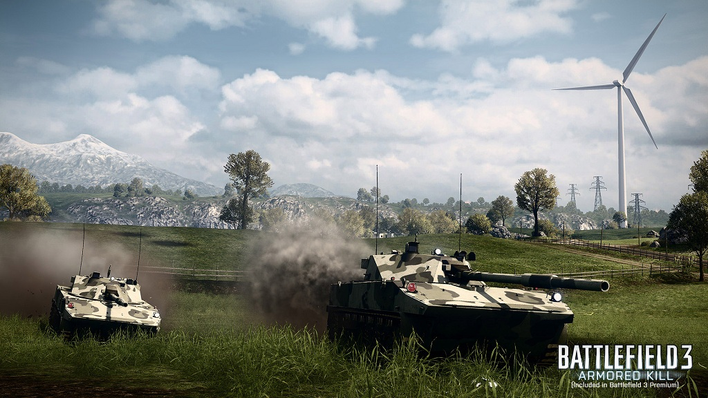 Battlefield 3: Armored Kill (Region Free) + ПОДАРОК