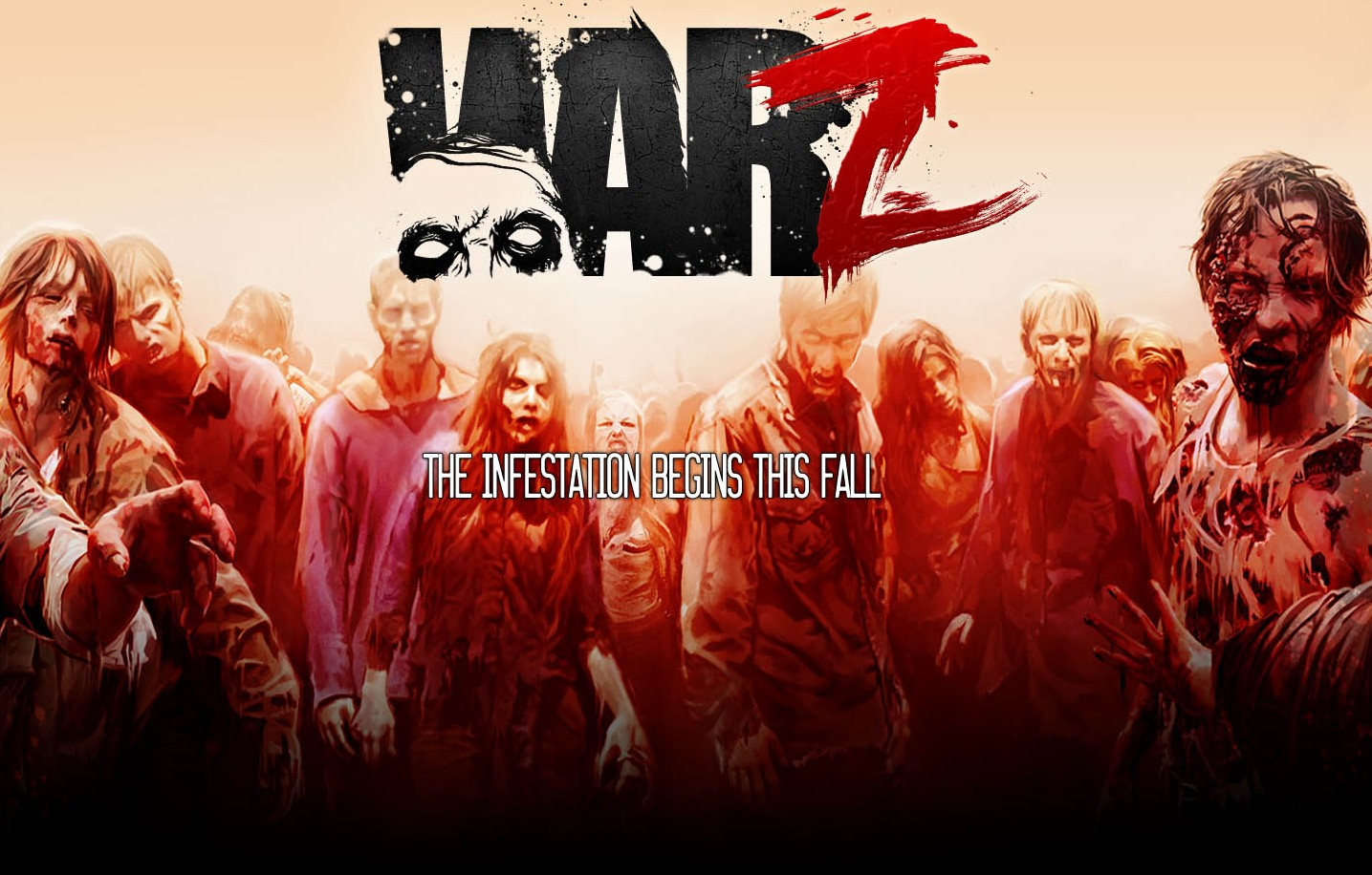 The Warz War Z (Infestation) + 700 GC + ПОДАРОК