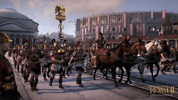 Total War: Rome 2 II - Emperor Edition (Steam) +ПОДАРОК