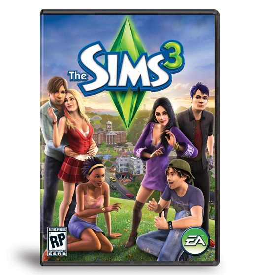 The Sims 3 +3DLC (Starter pack) (REGION FREE)