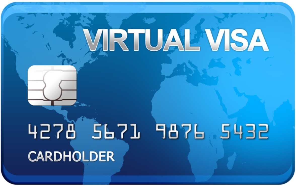 45 USD Visa Virtual (банк РФ).