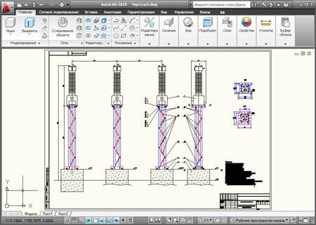 Электрические принципиальные схемы подключения реле Sepam: ввод от трансформатора, ввод от генератора...