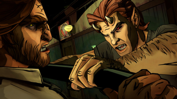 The Wolf Among US (Steam Gift | RU + CIS) + ПОДАРОК