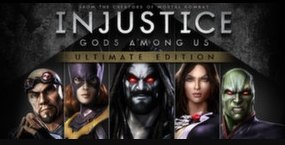 Injustice: Gods Among Us Ultimate Ed (Steam Gift | RU)