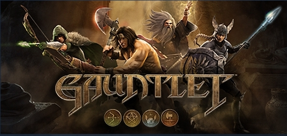 Gauntlet (Steam Gift | Region RU + CIS) + подарок