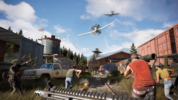 Far Cry 5 \ DELUXE \ GOLD [Steam Gift | RU]