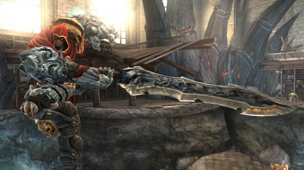 Darksiders (Steam key / RU/CIS)