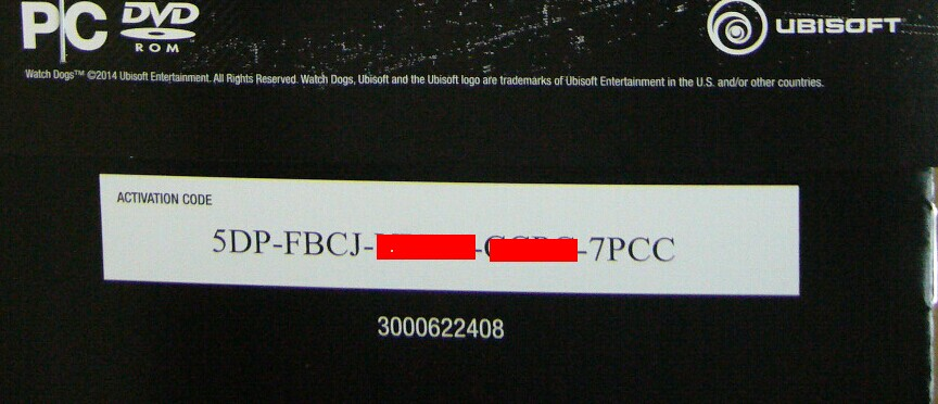 WATCH DOGS - REGION FREE - Multilanguage UPLAY (PHOTO)