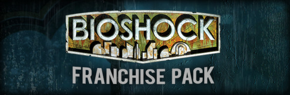 BioShock + BioShock 2 Pack (Steam Gift/ROW)