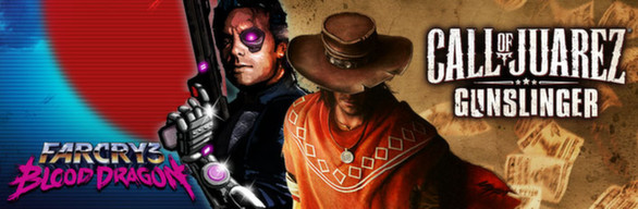 Call of Juarez Gunslinger + Far Cry 3
