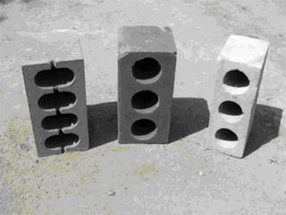 Рецептуры для бетонных блоков и плитки