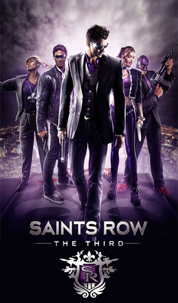 Saints Row: The Third (Region Free) +ПОДАРОК