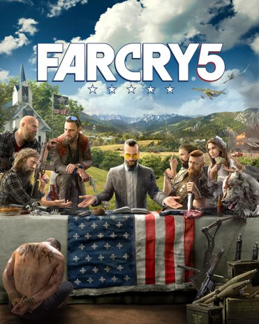 Far Cry 5 (RU) - UPLAY