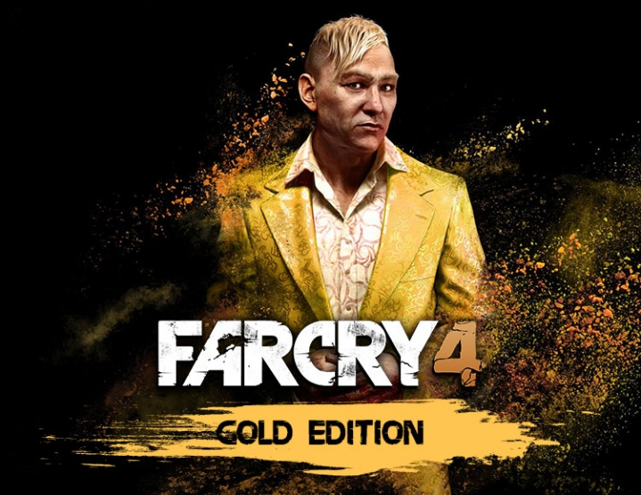 Far Cry 4  Gold Edition (uplay key) -- RU