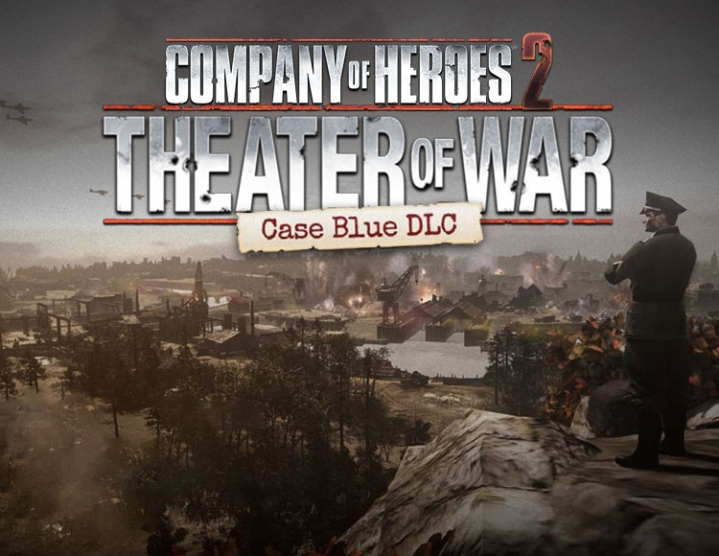 Coh 2 Case Blue : Buy coh 2 theatre of war case blue dlc pack steam ru and download