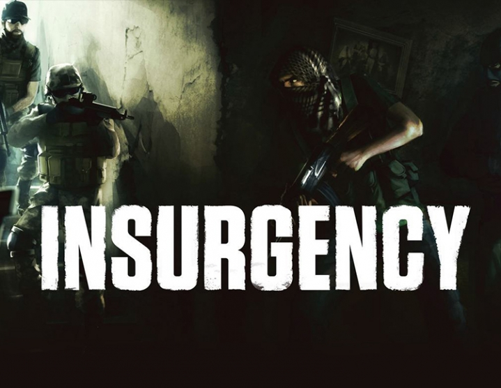 Insurgency (steam key) -- RU