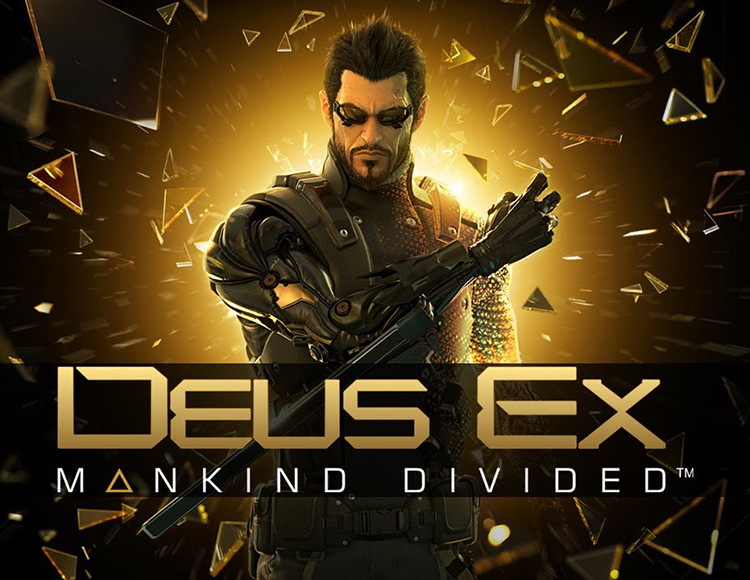 Deus Ex Mankind Divided Retail (steam key) -- RU