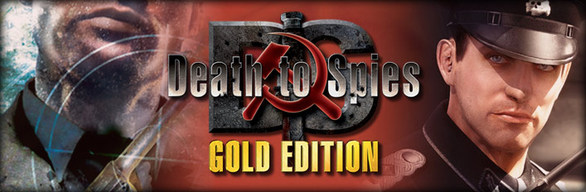 Death to Spies: Gold ( Steam, Region Free )