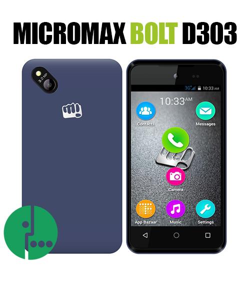 код микромакс d303 1слот