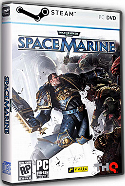 Warhammer 40.000: SPACE MARINE - Steam + many gifts