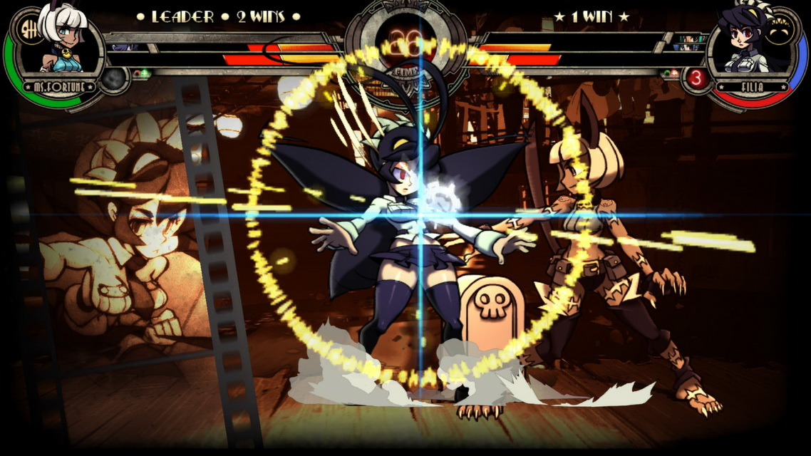 Skullgirls (Steam Gift / RU / CIS)