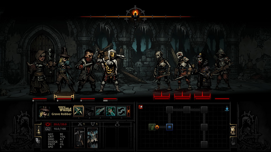 Darkest Dungeon (Steam Gift / RU / CIS)