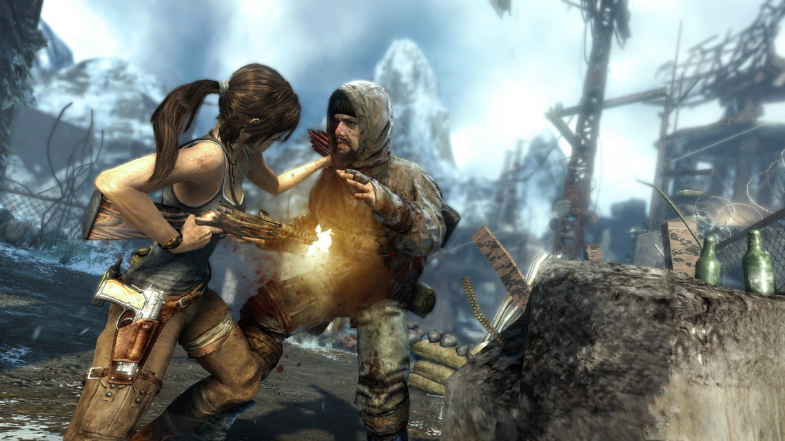 Tomb Raider GOTY Edition (Steam Gift / RU / IN / CIS)