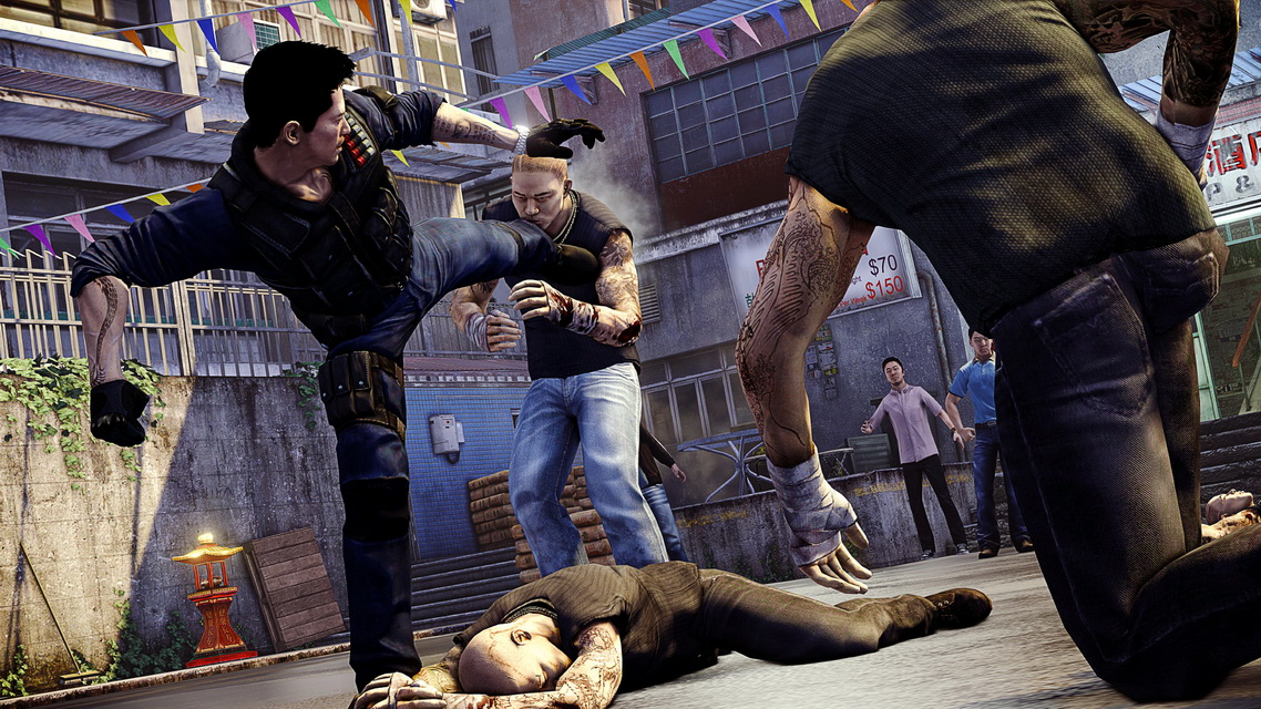 Sleeping Dogs Definitive Edition (Steam Gift / RU CIS)