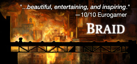 Braid (Steam Gift / Region Free)