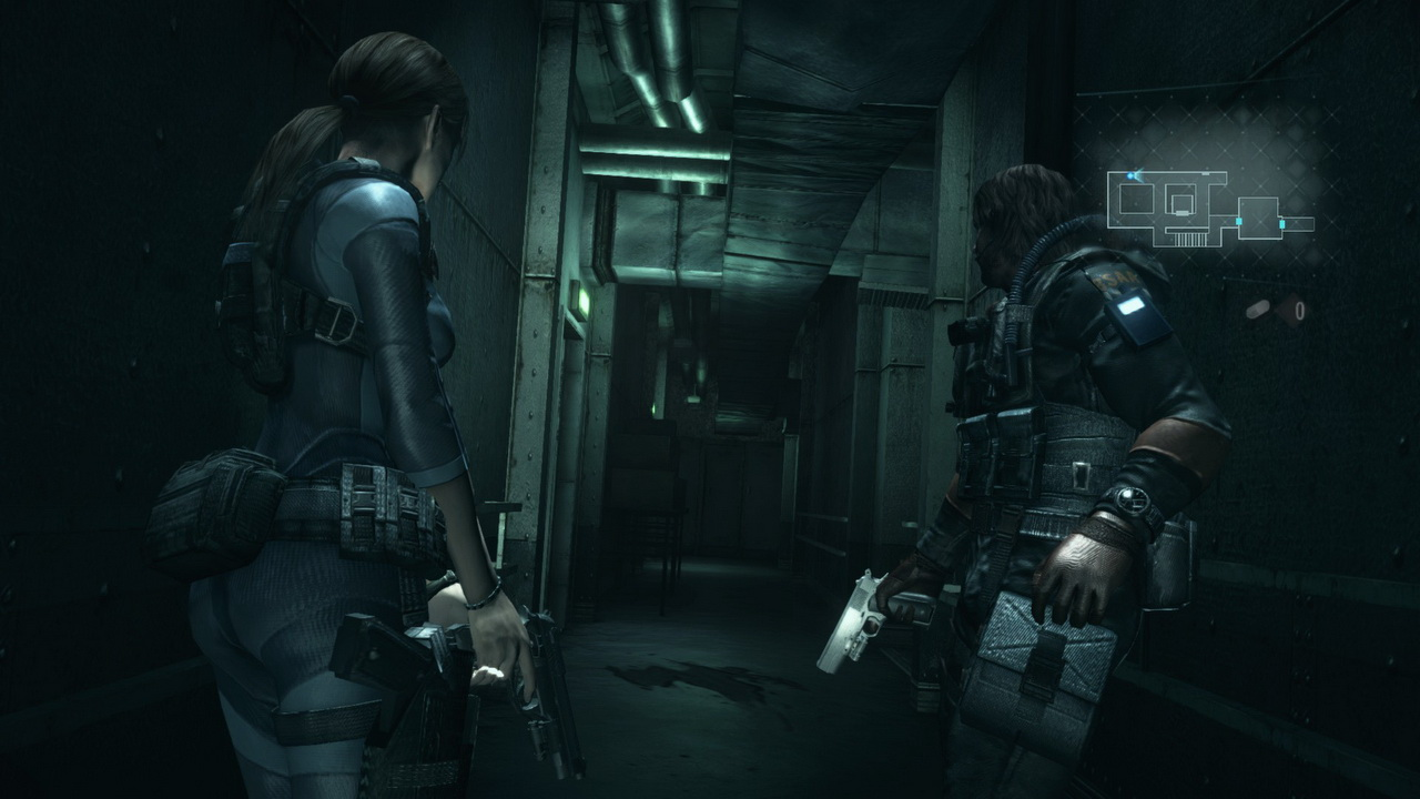 Resident Evil Revelations Complete Pack (Steam Gift) RU