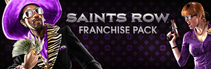 Saints Row Ultimate Franchise Pack (Steam Gift / RU)