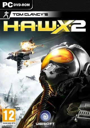 HAWX 2 - Tom Clancys H.A.W.X. 2 - CD-KEY