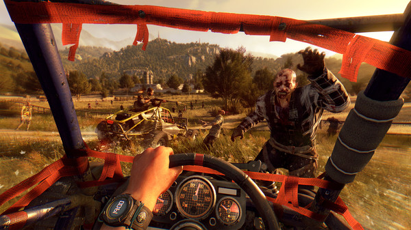 Dying Light The Following Enhanced Edition STEAM / RU