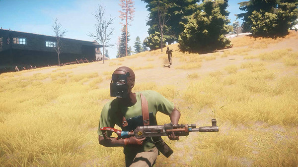 Rust - STEAM Gift - (region RU+CIS+UA**)