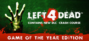 Left 4 Dead 1 Game Of The Year - GOTY (ROW) STEAM Gift