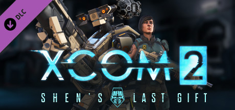 zzzz_XCOM 2 - Shen´s Last DLC (ROW) - Steam Region Free