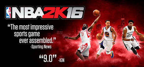 NBA 2K16 (NBA2K16) - STEAM Key - Region Free / ROW