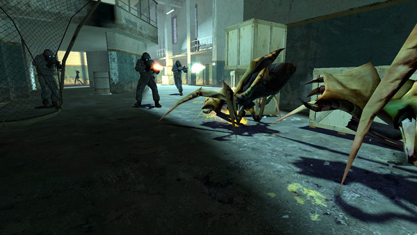 Half-Life 2 - Steam Gift - Region RU+CIS+UA